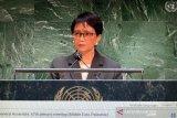 Menlu RI minta PBB lindungi keselamatan rakyat Palestina