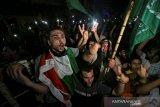 Hamas tetap waspada setelah  gencatan senjata
