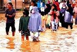 Banjir jadi