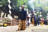 Pembukaan Festival Lima Gunung XX/2021 ditandai peluncuran Hari Peradaban Desa