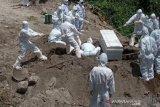 Di Aceh,  jumlah total pasien meninggal karena COVID-19 capai 524 orang