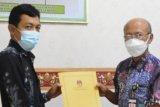 KPU serahkan arsip Pilkada Banjarnegara