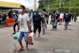Malaysia Deportasi PMI Pasca Lebaran