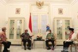 Gubernur Gorontalo bertemu Gubernur DKI belajar aplikasi pengadaan barang