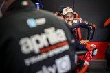MotoGP - Aprilia kolaborasi dengan Dovizioso untuk tes privat di Sirkuit Misano
