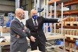 Dubes ajak perusahaan Luksemburg bangun pabrik alat medis di Indonesia