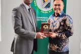 Indonesia jajaki kerja sama dengan perusahaan logistik Farmazona S.A  Panama