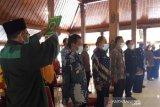 Bupati Temanggung melantik 131 pejabat secara daring