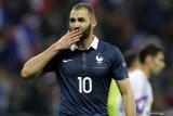 Benzema tak sabar main bareng Kylian Mbappe di Euro 2020