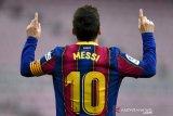 Messi incar lebih banyak gelar usai juarai Copa del Rey