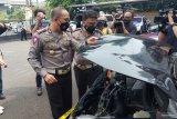 Tabrak lari tukang mi ayam di Senayan, pengemudi Xenia  ditangkap polisi