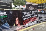 Komunitas gabungan Metro-Lampung Timur galang dana untuk Palestina