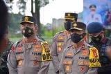 Kapolda Lampung perintahkan jajarannya tindak tegas pelaku kejahatan