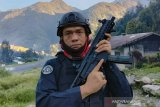 Baku tembak dengan aparat, seorang anggota KKB tewas
