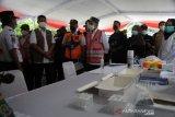 Menhub minta tes antigen penumpang dari Sumatera dilakukan secara konsisten