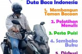 Duta Baca Indonesia gelar