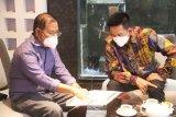 Penyelesaian tata batas Barut  - Tabalong dibahas di Jakarta