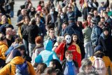 PM Hongaria: 'Selamat tinggal masker' di tempat umum
