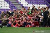 Dramatis, Atletico Madrid akhirnya juara Liga Spanyol