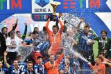 Usai Scudetto, Inter putus kontrak Antonio Conte