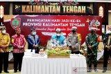 Peringati hari jadi ke-64 Kalteng, pemprov ajak masyarakat bangkit dan terus berinovasi