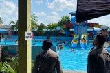 Langgar prokes, dua kolam renang di Deliserdang ditutup