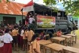 Satgas RI-Timor Leste jalankan perpustakaan keliling