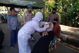 Polresta Mataram laksanakan pengamanan tes swab acak
