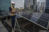 Pengamat: Pemerintah perlu dukung  pemanfaatan energi surya