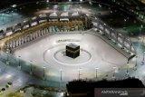 Pemerintah masih tunggu pengumuman resmi dari Arab Saudi soal haji