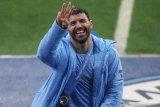 Guardiola: Sergio Aguero selangkah lagi gabung Barcelona