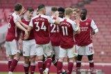 Walau menangi laga pemungkas, Arsenal tak kebagian tiket Eropa
