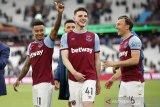 Klasemen akhir Liga Inggris: West Ham United ke Eropa lagi setelah 15 tahun