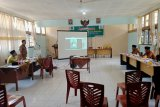 Hari puncak lomba MTQ Online Syiar Ramdhan di Lubuk Sikaping diikuti 59 peserta