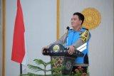 Sidang Terbuka Kelulusan Pemeriksaan Kesehatan Tahap II Rekrutmen Calon Taruna Akpol T.A. 2021 PandaPolda NTB dipimpin Kapolda