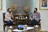 Kapolri ajak PT Freeport berpatisipasi aktif membangun Papua