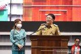 Wali Kota Manado tegaskan target selesaikan vaksin COVID-19 sasar rumah ibadah