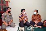 Plt Gubernur Sulsel kunjungi rumah korban tenggelam di genangan air Stadion Mattoanging
