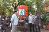 Direksi PD Pasar Makassar Raya gencar pantau prokes COVID-19 di seluruh pasar