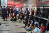 Dua LRT di Kuala Lumpur tabrakan