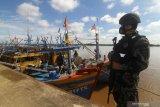 Sepanjang 2021, Kementerian Kelautan dan Perikanan proses hukum 92 kapal ikan ilegal