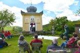 Ratusan penduduk kota Maxen di Jerman peringati hari kelahiran Raden Saleh