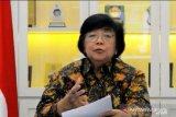 Menteri LHK Siti Nurbaya sebut butuh generasi penerus untuk bangun lingkungan berkelanjutan