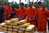 Pengungkapan kasus narkoba di Sumsel seusai  Lebaran meningkat