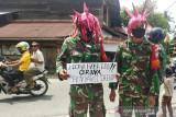 Keterlibatan TNI-Polri bantu penanganan pandemi COVID-19 patut diapresiasi