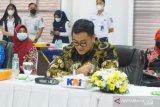 Mengaktifkan kembali kereta api di Sumatera Barat termasuk Tanah Datar mendapat dukungan Pemkab