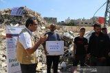 500 paket makanan disalurkan Dompet Dhuafa untuk rakyat Gaza
