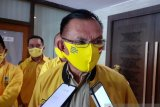 Golkar solid usung Airlangga Hartarto sebagai calon presiden di Pilpres 2024, kata Sekjen partai beringin itu