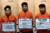 Usai beraksi di masjid, tiga pencuri motor di Inhil diringkus polisi