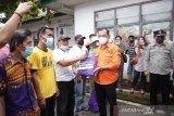 Korban banjir di Ogan Komering Ulu dapat bantuan sembako